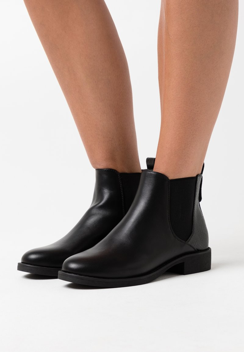 ONLY SHOES - ONLBIBI - Ankle boots - black