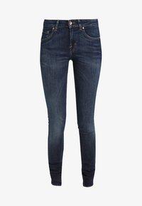 Tiger of Sweden Jeans - SLIGHT - Skinny džíny - blue denim - 5