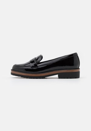 VAVA - Loaferit/pistokkaat - black