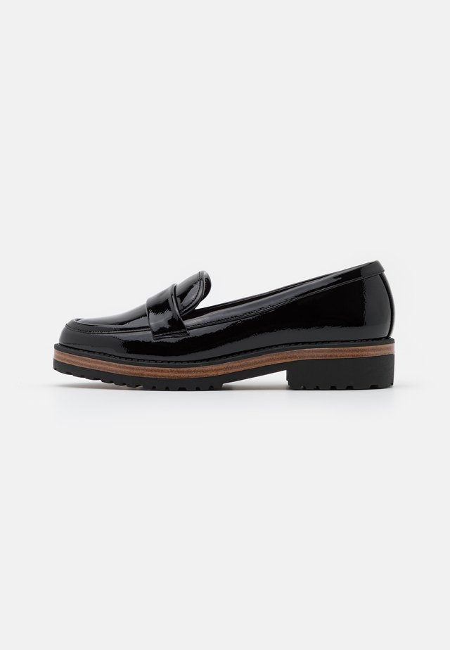 VAVA - Mocasines - black