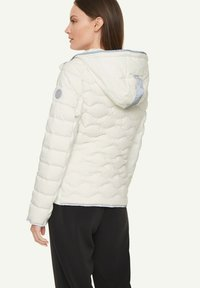 comma casual identity - Down jacket - offwhite - 2