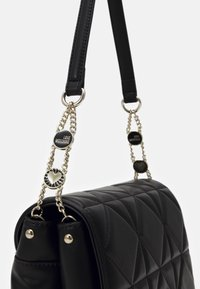 Love Moschino - JEWEL STRAP BAGS - Handbag - black - 5