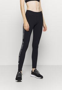 Under Armour - FAVORITE LEGGINGS - Medias - black - 0