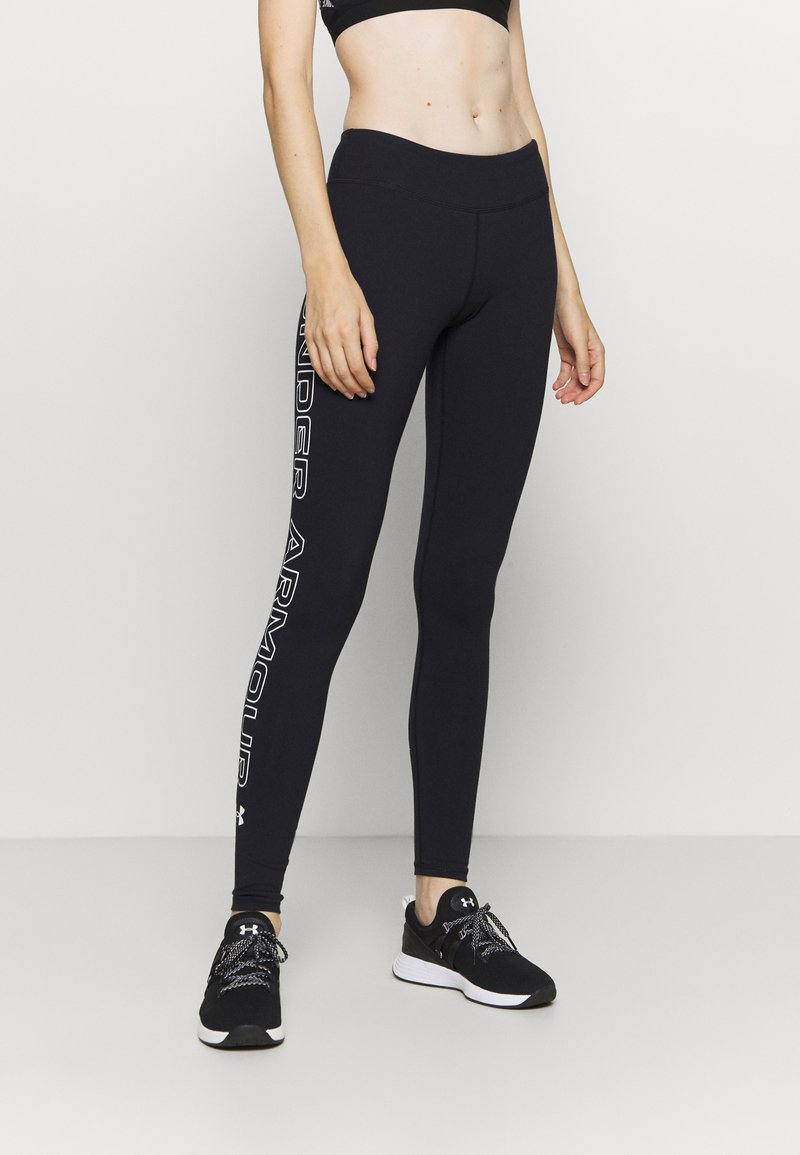 Under Armour - FAVORITE LEGGINGS - Medias - black