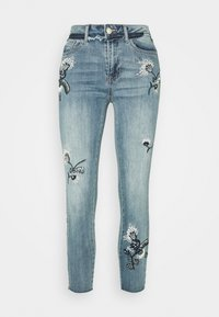 Desigual - MIAMI - Jean slim - denim medium - 3