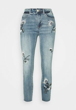 MIAMI - Jeans Slim Fit - denim medium