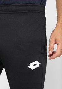 Lotto - DELTA - Vêtements d'équipe - black - 4