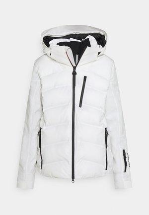 MOTION PRO PUFFER - Skijacke - white
