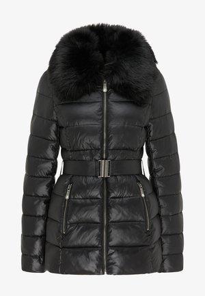 Winterjacke - schwarz