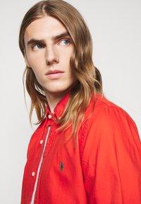 Polo Ralph Lauren - OXFORD - Shirt - orangey red - 3