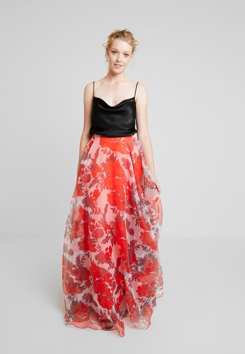 Mascara - Maxi skirt - red