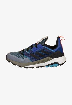 Stabilty running shoes - royal blue/core black/signal cyan