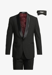 JET SET TUXEDO - Kostuum - black