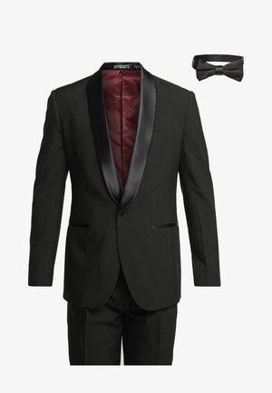 JET SET TUXEDO - Oblek - black
