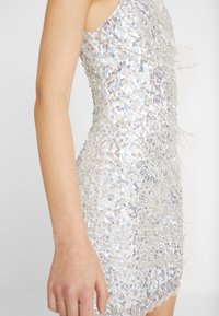 Lace & Beads - NADIA MINI - Cocktail dress / Party dress - silver - 6