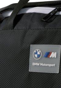Puma - BMW M MOTORSPORT  - Resväska - puma black - 2