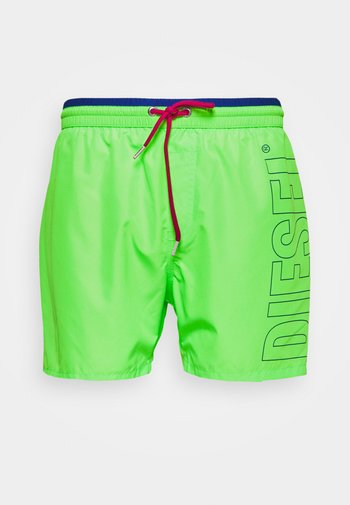WAVE BOXER - Swimming shorts - neon green