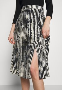 MAX&Co. - CAVALESE - A-line skirt - black - 3