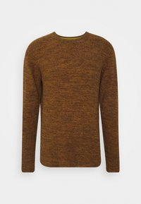 REVOLUTION - Jumper - brown - 1
