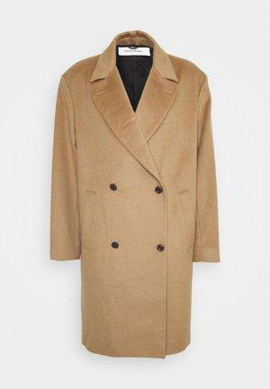 KEITH COAT - Classic coat - camel