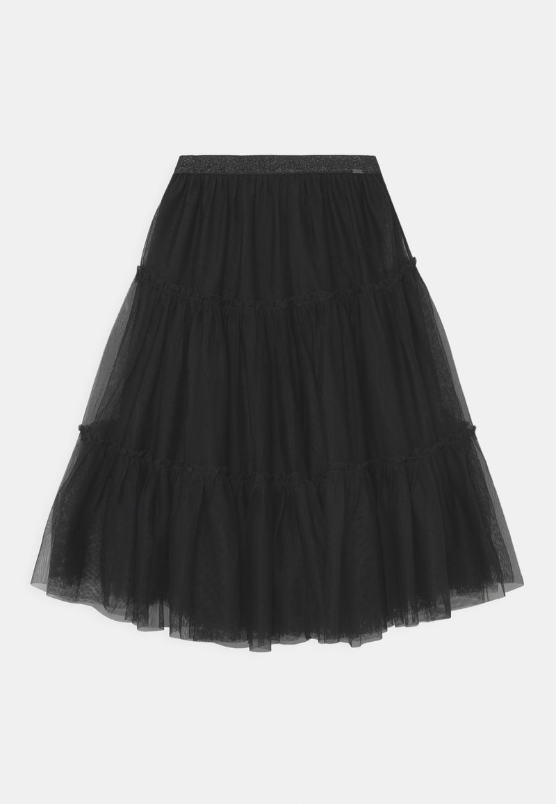 IKKS - A-line skirt - noir