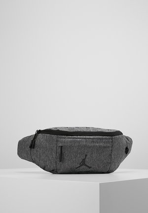 AIR CROSSBODY UNISEX - Ledvinka - carbone heather