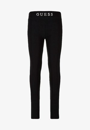 JUNIOR - Leggings - Trousers - schwarz