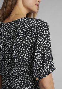 Nümph - Shirt dress - dark sapphire - 3