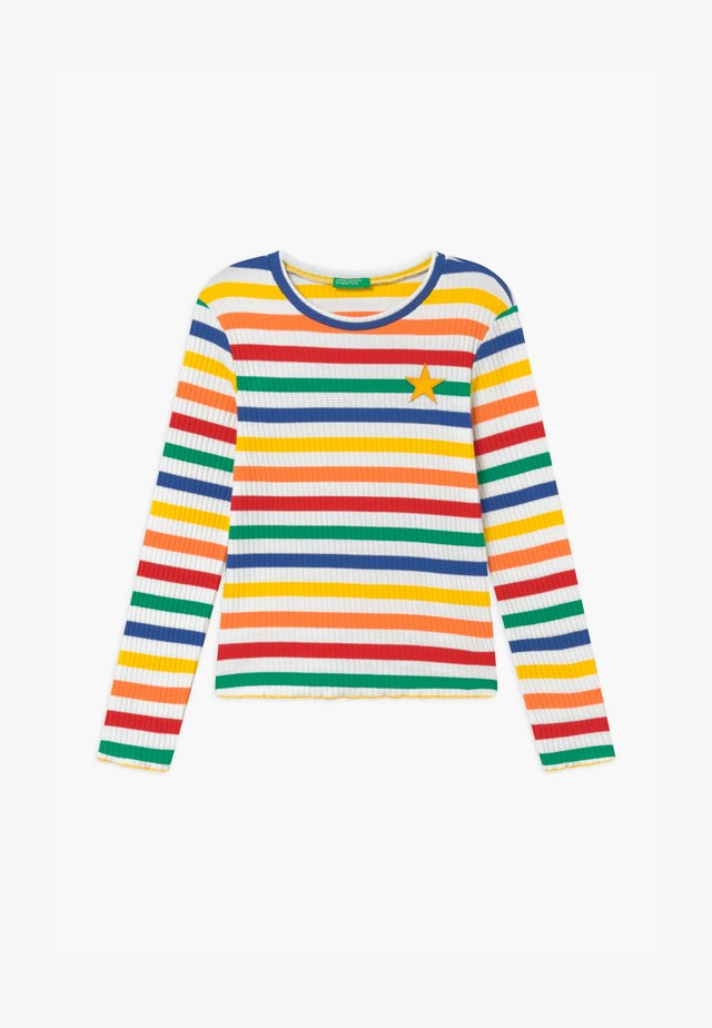 EUROPE GIRL - Long sleeved top - multi-coloured