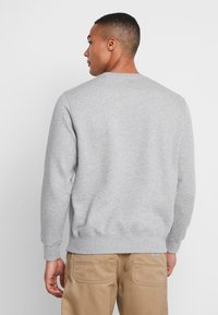 Nike Sportswear - CLUB - Sweatshirts - grey heather/white - 2