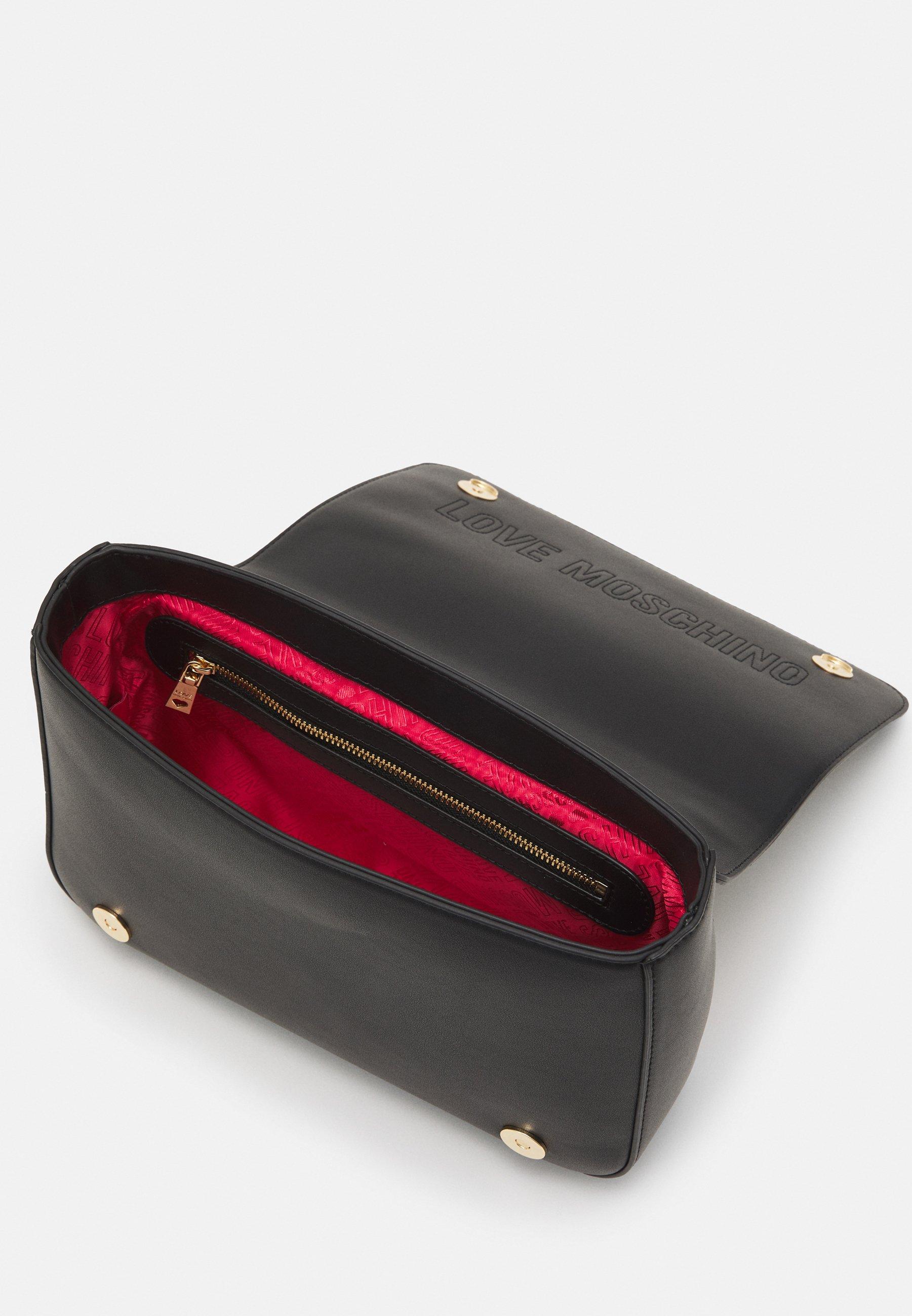 Damen HEART LOGO CHAIN SHOULDER BAG - Handtasche