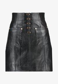 Alice McCall - SWEET - Áčková sukně - black - 4