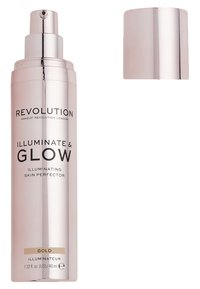 Make up Revolution - GLOW & ILLUMINATE - Highlighter - gold - 1