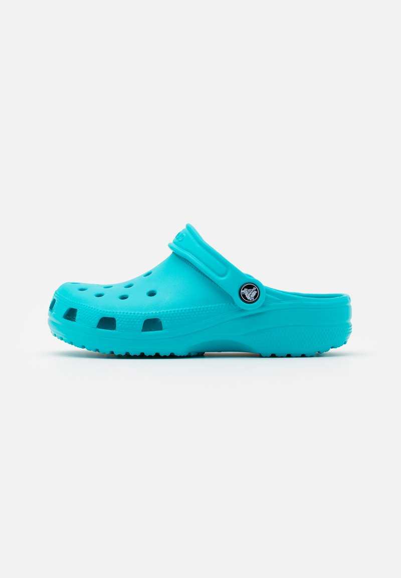 Crocs - CLASSIC UNISEX - Pool slides - digital aqua