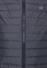 Calvin Klein Golf - WRANGELL HYBRID GILET - Waistcoat - navy - 5