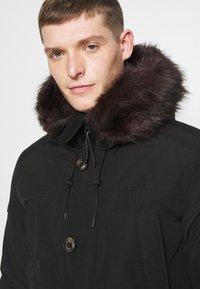 Superdry - ROOKIE - Down coat - black - 4