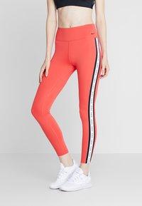Nike Performance - ONE - Leggings - track red/black - 0