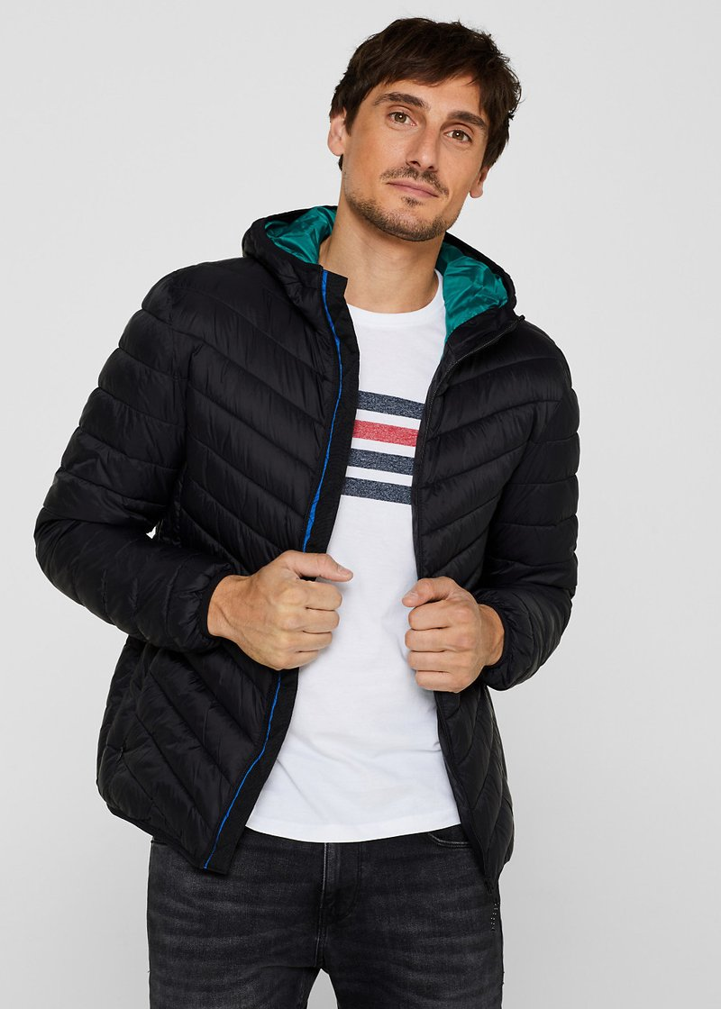 edc by Esprit - Light jacket - black