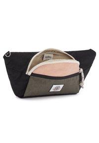 Kipling - YURA  - Bum bag - valley pink bl - 4