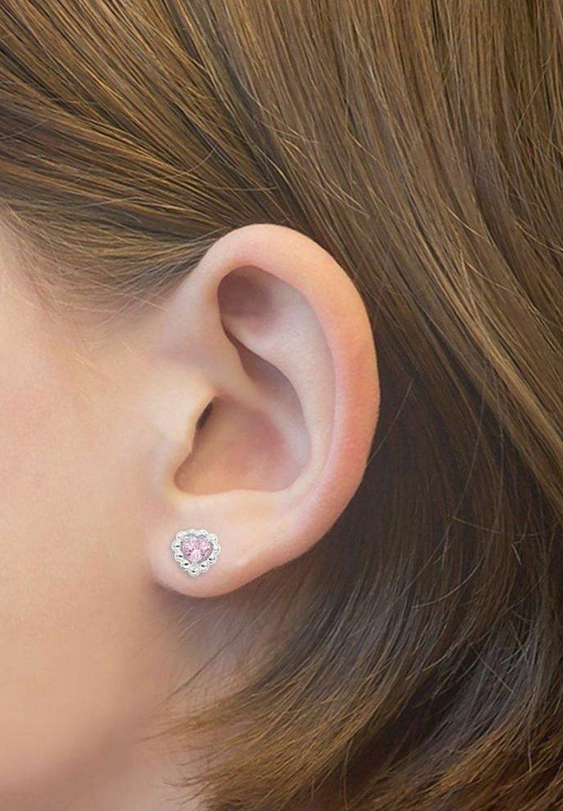 amor - Earrings - rosa