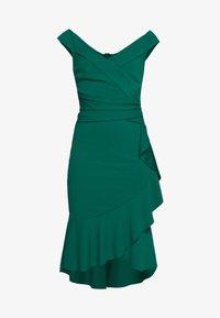 SISTA GLAM PETITE - DESTA - Vestido de cóctel - green - 4