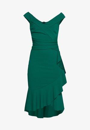 DESTA - Koktejlové šaty/ šaty na párty - green