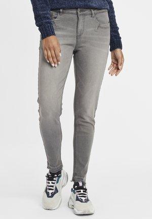 Irabelle - Jeans slim fit - grey denim