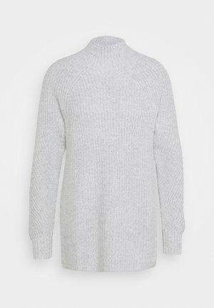 EXTREME SIDE SPLITS - Strickpullover - light heather grey
