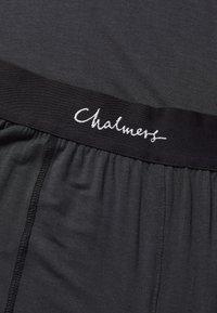 Chalmers - FRANKIE SLEEP GRAPHITE SET - Pyjamas - graphite - 2