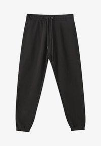 PULL&BEAR - Pantaloni sportivi - black - 5