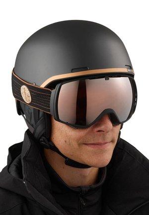 XT ONE SIGMA CAFE RACER - Ski goggles - black