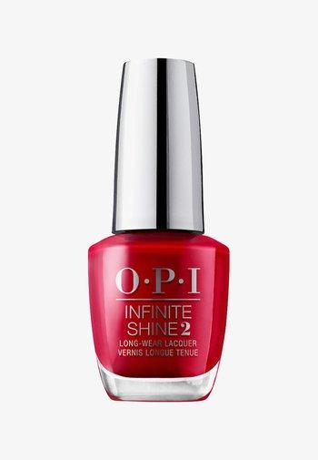 INFINITE SHINE - Nail polish - islz13 color so hot it berns