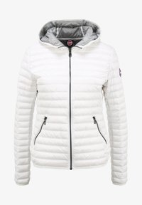Colmar Originals - EXPOSE - Down jacket - white-light steel - 3