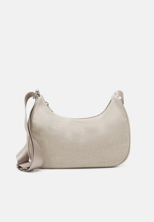 ZARI BAG - Handbag - beige